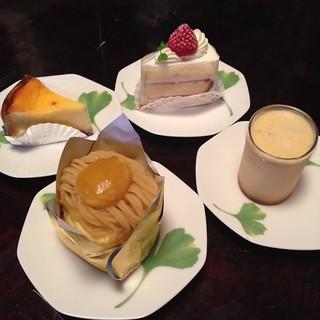 誕生日ケーキ2014