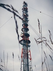 Helgoland (MarcoBeghi) Tags: germany island reception antena hay antenna helgoland