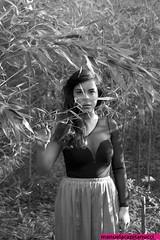 annita (ManuelaUster) Tags: woman nature girl pose photography book donna model posing assisi fai annita manuelacapitanucci assisilifestyle boscodisanfrancesco giacomomarini