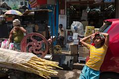 Street corner, Calcutta (Boris Hamilton) Tags: street india corner heat kolkata calcutta