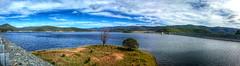Hinze Dam, Advancetown, Queensland (Explored #1) (Aussie~mobs) Tags: hinzedam advancetownlake queensland dam lake aussiemobs