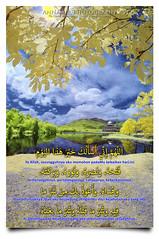 Ramadhan Kareem | Keberkatan Hari Ini |   (AnNamir c[_]) Tags: nikon muslim islam fisheye malaysia 8mm ramadan ramadhan d90 fastingmonth   samyang kkb darulquranjakim annamir masjiddq ramadhankareem prayformh370b kikgenq romadhonkareem keberkatanhariini doakeberkatan indahnyaramadhan allahuakrom sanahhelwahielanye