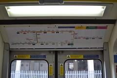 London Underground C Stock Farewell Tour 5531 (Will Swain) Tags: uk travel england london 1969 june last train underground for long day tour britain c transport stock tube trains run an hammersmith farewell end passenger 1970 railtour 1977 ever seen draws 29th 2014  c77 6578 6531 c69 5531 5578 5721 6721