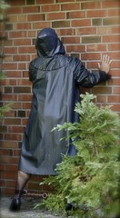(klep-o-holic) Tags: rubber rainwear lack mackintosh klepper kapuze rillo regenmantel kleppermantel