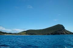 Neds Beach & Malabar Hill - Lord Howe Island Circumnavigation (Black Diamond Images) Tags: mountains island boat paradise australia cliffs nsw reef boattrip circumnavigation lordhoweisland malabarhill worldheritagearea nedsbeach thelastparadise circleislandboattour