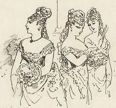 """Image from page 263 of """"La vie hors de chez soi (comédie de notre temps) l'hiver, le printemps, l'été, l'automne; études au crayon et à la plume"""" (1876)"""