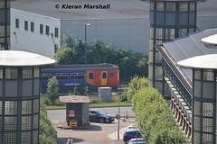 156406 outside Nottingham, 2/7/14 (hurricanemk1c) Tags: nottingham train br railway trains railways emt britishrail 2014 nottinghamcastle brel supersprinter class156 metrocammell eastmidlandstrains 156406 metcamm 2w101126nottinghamworksop 1126nottinghamworksop