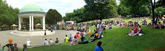 Rotherham Pride LGB&T 2014 (Chris.,) Tags: gay england panorama lesbian pano bisexual paro trans rotherham southyorkshire cliftonpark lgbtcommunity nicolamarie pinktribute canoneos1100d july2014 prideofrotherham rotherhampride creativecommons4 freetouseroyaltyfree