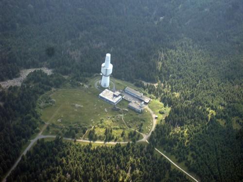 Luftbild Schneeberg