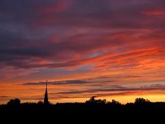 IMG_9743 b (Traud) Tags: sunset germany bayern deutschland bavaria sonnenuntergang laufen salzach