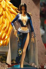 Nico Robin (GetChu) Tags: california game anime robin japan toy one video los expo display angeles character manga culture july center pirate convention piece figurine ax nico 2014