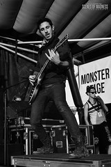 Brandon Hoover (Scenes of Madness Photography) Tags: new york music beach monster photography jones nikon energy tour live stage brandon july warped madness empire hoover crown vans amphitheater scenes 2014 cte wantagh d3200