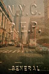 (bill bold II) Tags: nyc usa newyork film 35mm doubleexposure homedeveloped olympusom2n tetenal fujims1001000