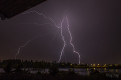 Rare UK CG (Craig Hough) Tags: lightning willenlake night storm stormchasing miltonkeynes cg lake cloud