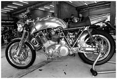 5D-2513-Auto (ac | photo) Tags: monochrome race vintage vincent motorcycle endurance spa motorbikes vintagebike spafrancorchamps bikersclassics
