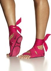 Nike Yoga shoes- Rea (preciouskidsgreatparents) Tags: yoga kids parents shoes paradise outdoor furniture great nike precious wicker rea