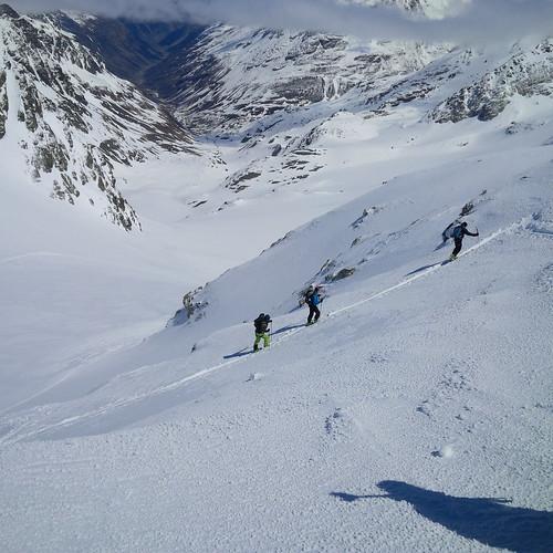 Silvretta Jamtalhütte 1.-4. Mai 2014 -