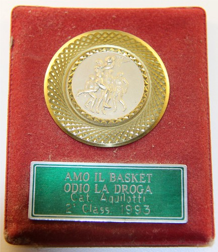 """Torneo """"Amo il Basket, Odio la Droga"""" 1993"""
