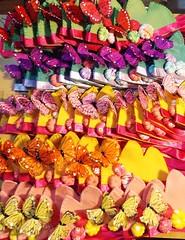 Coroas (Jardim Secreto - Danny) Tags: tiara felt borboleta fuxico feltro princesa arco coroa