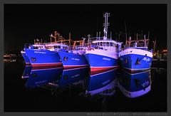 DSC_1660_2_web (danelawdesigns) Tags: blue red water night port boats boat nikon harbour ships sigma australia f nightime fremantle 1020 d300 10mm westen