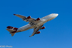 Virgin Atlantic B747-400 (KSBD Photo) Tags: los airport angeles atlantic virgin international boeing lax b747400 klax boeingorimnotgoing boeingfan