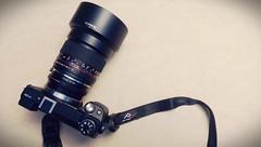 SONY NEX-6 with Rokinon 85mm f/1.4 (Lee Chu) Tags: m8 htcone sonynex6 rokinon85mmf14asifumc