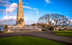 War Memorial (Coxy from Aus) Tags: canon rebel kitlens perth wa 1855mm kingspark warmemorial westernaustralia hdr xti 400d