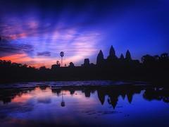 Sunrise at Angkor Wat - 006