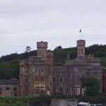 Lews Castle in Stornoway on Isle of Lewis Scotland thumbnail