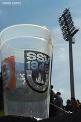 FV Illertissen vs. Werder Bremen 2:3 n.V (Grober Schnitzer) Tags: fussball bier ulm