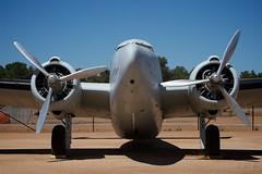 Lockheed R50-5 Lodestar (Mike Miley) Tags: airplane us aircraft anr ang airforce lockheed usaf lodestar r505 marchfieldairmuseum tamronaf18270mmf3563diiivcpzd httpwwwmarchfieldorg