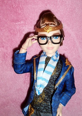 Dexter-charming-original (Margarit's Dolls) Tags: original boy up monster glasses high doll close with release first prince after charming dexter ever mattel basic