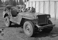 Willys MB (early WWII) (PAcarhauler) Tags: jeep cj mb willys
