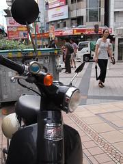 Motomachi Cub (LukSkywalkr) Tags: lumix kobe 20mm f17 epl1s