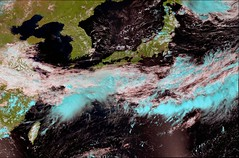 East Asia 4 (sjrankin) Tags: china panorama japan edited korea nasa pacificocean southkorea northkorea eastasia seaofjapan eastchinasea koreanpeninsula suominpp 13september2014