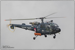 Sud Aviation SA 319 B Alouette III - 1997/997 - France/22S (M DEBIERRE) Tags: monument brest phare sna ffl 2014 sousmarin aigrette porspoder mdebierre