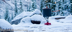 Backpacking Stove (NateKat Photography) Tags: snow cooking backpacking stove wyoming msr snowcamping gsi grandtetonnationalpark tetoncresttrail canon7d pinnacledualist