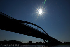 Waldschlössschenbrücke (binax25) Tags: dresden sachsen brücke fluss elbe bogen welterbe waldschlösschenbrücke