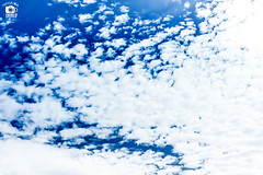 Bleu ciel (oussama_infinity) Tags: sky nature canon bleu ciel سماء bleuciel زرقاء d650 canond650