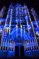 La cathdrale infinie - Beauvais (.gort.) Tags: illumination cathdrale beauvais