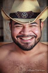 IMG_6781 (DesertHeatImages) Tags: gay arizona phoenix hat cowboy bare chest rico lgbt latino hispanic