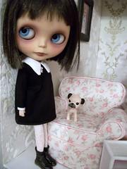 Maddox~Victoria in Black and White...
