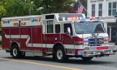 Connecticut State Fire Parade Litchfield CT 9/21/2014 (KCzarzasty) Tags: rescue fire state engine ct parade ladder department litchfield 2014