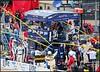 Brad Keselowski's Pit Crew (2.6 Million + views!!! Thank you!!!) Tags: camera 2 canon michigan racing nascar mis millerlite pitcrew michiganinternationalspeedway pitroad t4i canonef100400mm bradkeselowski paintshopprox6 pspx6