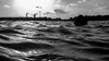 IMG_5166 (newbraveworld) Tags: reflection beach israel fisherman waves afternoon heart haifa swiming fishingrod batgalim inthesea medeteraniansea flowtinghead medeteranianbeach