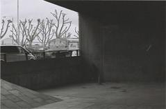 Greenwich Hip (Casey Mark Brown) Tags: blackandwhite bw london film 35mm skateboarding pentax kodak greenwich grain skate portsmouth vans cheesey supreme petersfield nikesb sp500