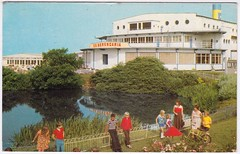Middleton Tower Holiday Camp (trainsandstuff) Tags: vintage retro archival morecambe pontins holidaycamp middletontower fredpontin