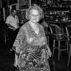 Mother (35mmStreets.com) Tags: street city portrait urban bw white black beach 35mm photography washington nikon df florida miami south ave nik collins sobe d600 35mmstreets