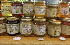 Jewish New Year Colours - Honey, Miel, Miele, Miere, Honig (Pushapoze (MASA)) Tags: italia honey siena miele jewishnewyear ricciarelli