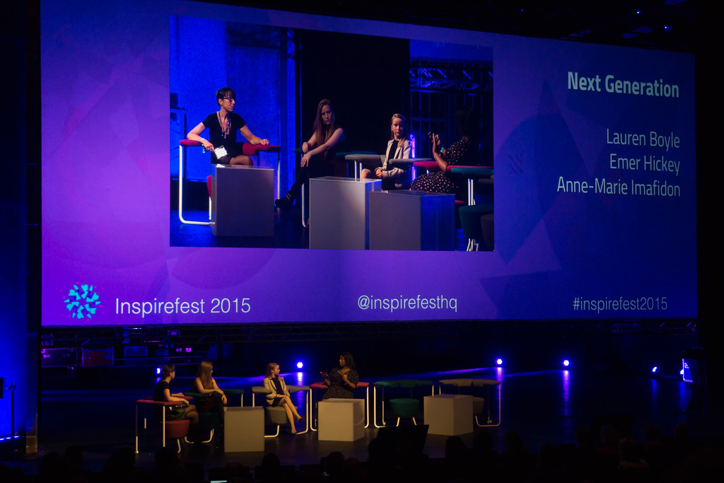 THE NEXT GENERATION PANEL [INSPIREFEST 2015] REF-105777